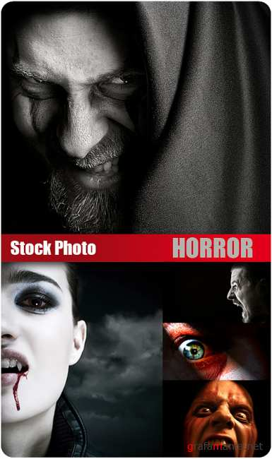 Stock Photo - Horror