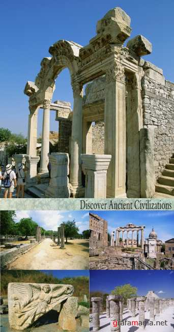Stock Photo: Discover Ancient Civilizations