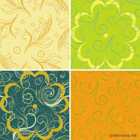 Four Vector Background