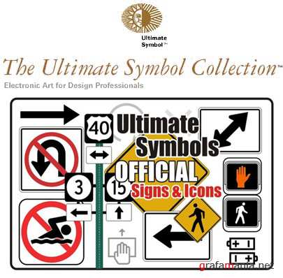 Ultimate Symbol Vector Collection