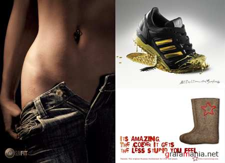 Modern Advertisment - Clothes and Footwear 2