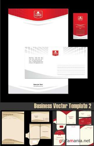 Business Vector Template 2