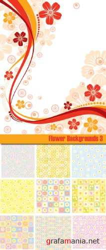 Flower Backgrounds 3