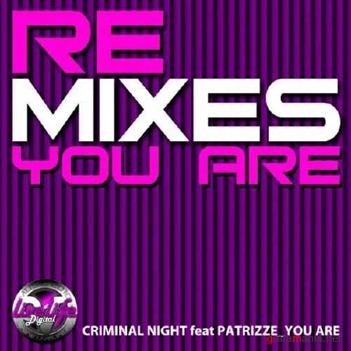 Criminal Night Feat Patrizze - You Are Remixes (2010)