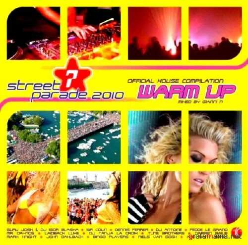 VA - Streetparade 2010 Official House Compilation - Warm Up - Mixed by Gianni N(2010)