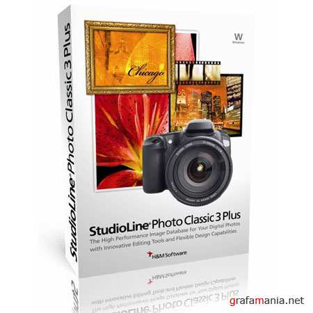 StudioLine Photo Classic Plus v.3.70.30.0