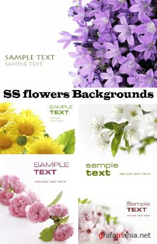 SS flowers Backgrounds