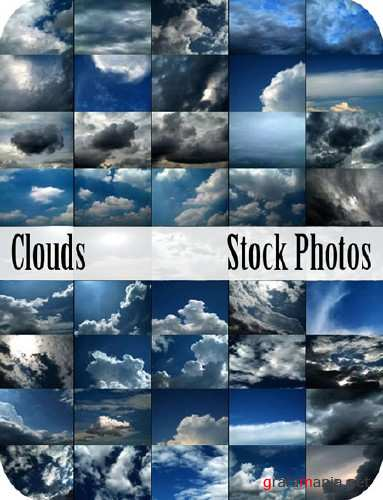 Real Clouds HQ Stock Photos