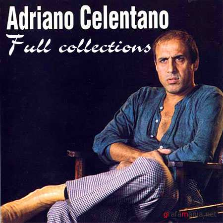 Adriano Celentano - Full collections (1958 - 2009)