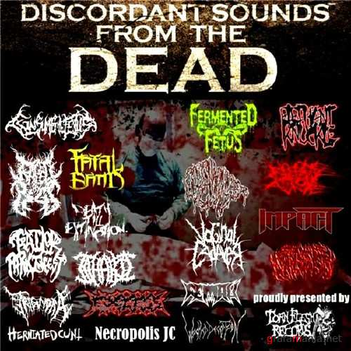 VA - Discordant Sounds From The Dead (2010)