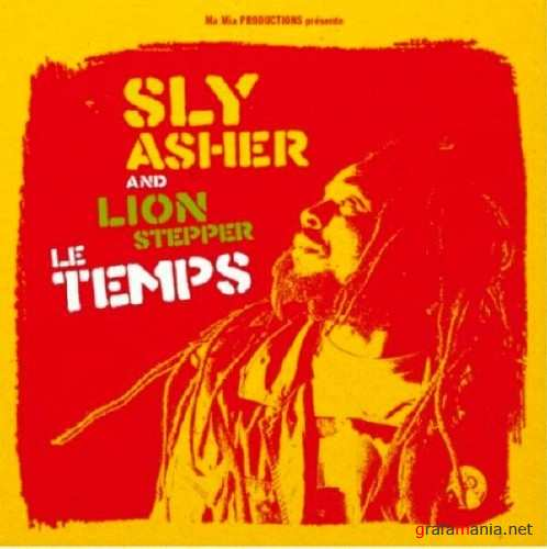 Sly Asher And Lion Stepper � Le Temps (2010)
