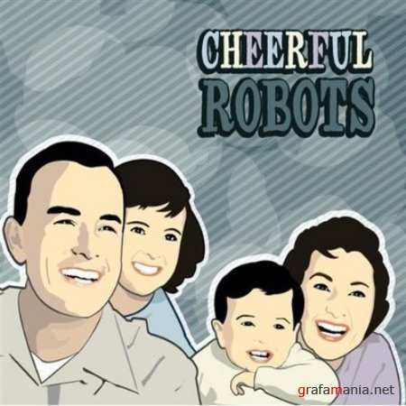 The Crest � Cheerful Robots (2008)
