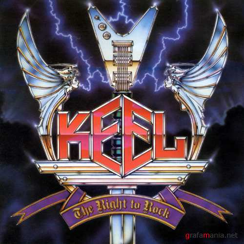 Keel – The Right to Rock (2010)