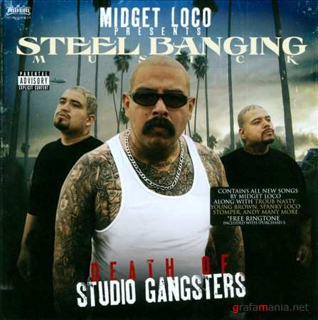 Midget Loco – Death of Studio Gangsters (2010)