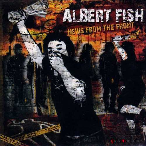 Albert Fish � News From The Front (2009)