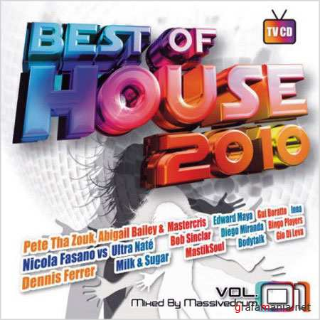 Best Of House Vol.01 (2010)