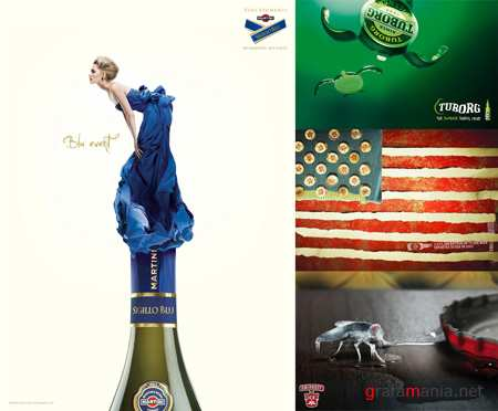 Modern Advertisment - Alcohol 4