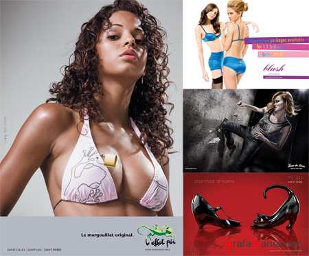 Modern Advertisment - Clothes and Footwear 3