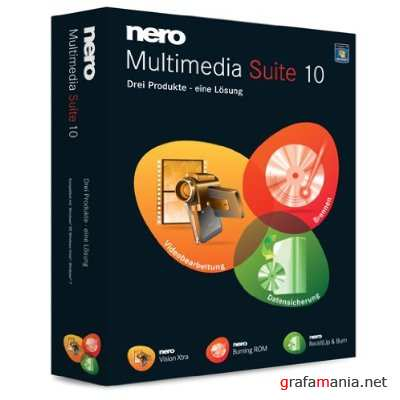Nero Burning ROM 10 Micro Ru RePack by MKN