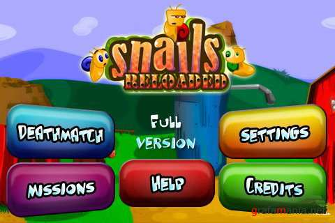 Snails Reloaded PDA, Аналог Worms