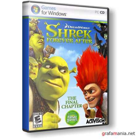 Shrek Forever After: The Game (2010/ENG)