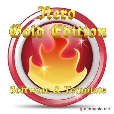 Nero Gold Edition: Software & Template (2010/RUS)
