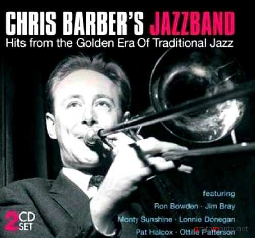 Chris Barbers Jazzband – Hits From the Golden Era of Traditional Jazz (2009)