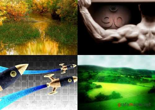Kashebas wallpapers pack 11