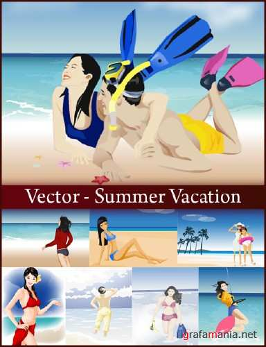 Vector - Summer Vacation