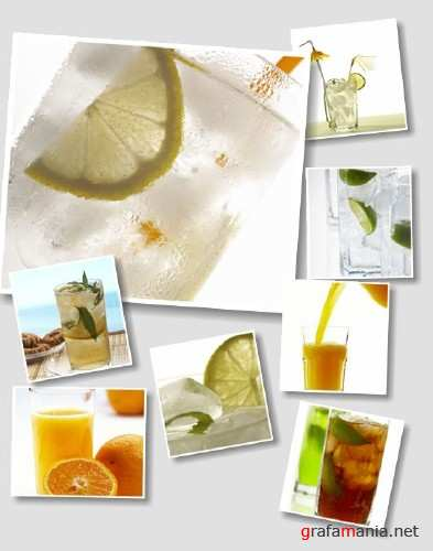 Fresh Drink Clipart