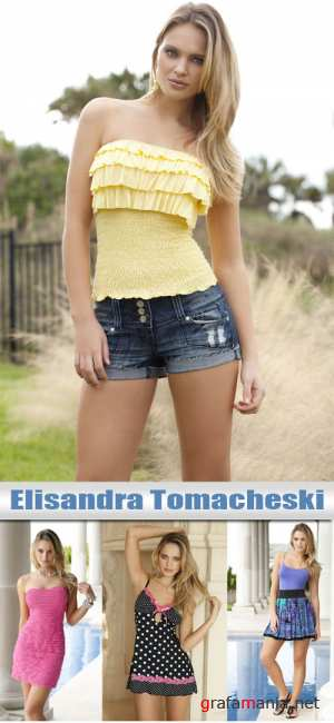 Elisandra Tomacheski - Fashion Collection 2010
