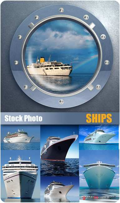 Stock Photo - Ship