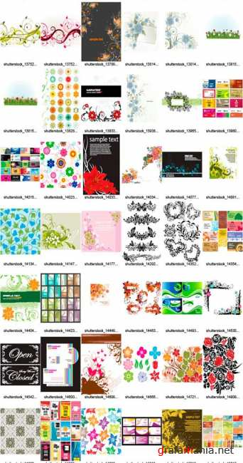 Vectors Collection