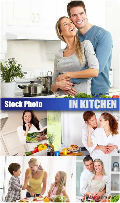 Stock Photo - In Kitchen