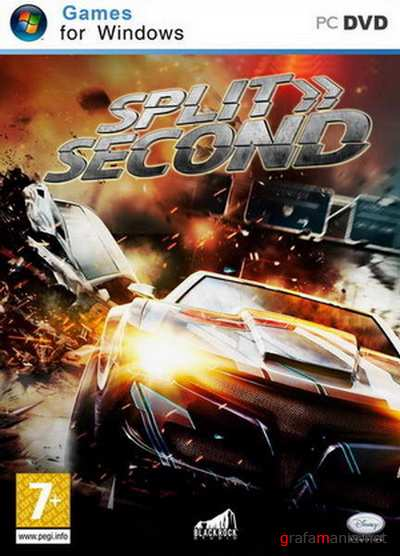 Split Second: Velocity (2010/RUS/RePack by fenixx)