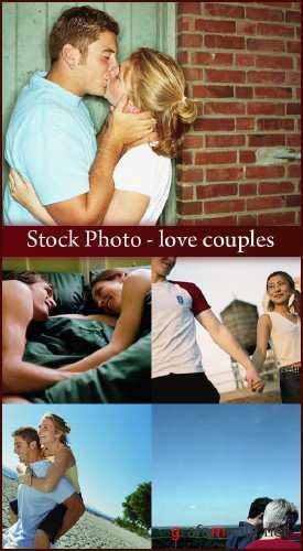 Stock Photo - Love couples
