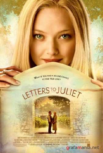 ������ � ��������� / Letters to Juliet (2010) CAMRip