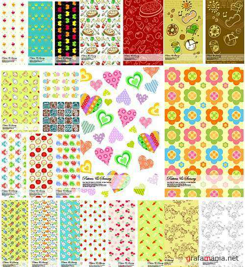 Funny Vector Backgrounds