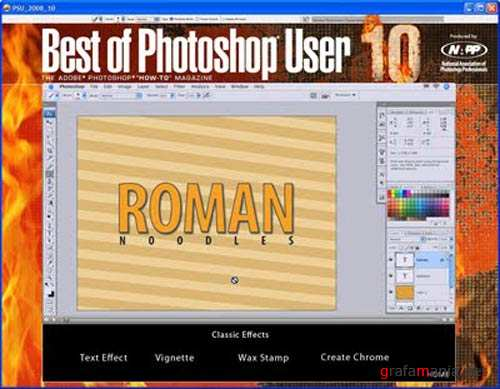 The Best of Photoshop User: The 10th Year