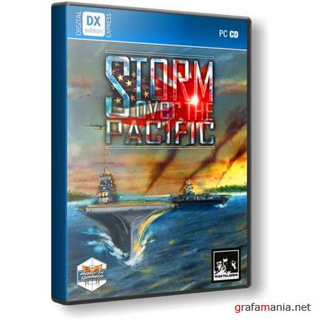 Storm over the Pacific (2010/ENG)
