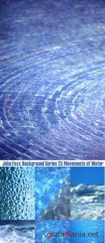 John Foxx Background Series 23 Movements of Water
