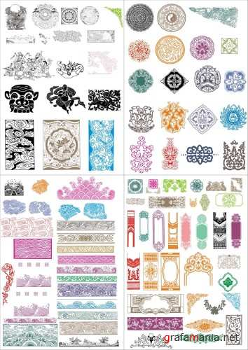 Vector Patterns & Decorations