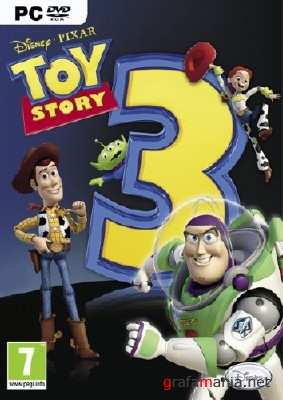 Toy Story 3: The Video Game (2010/RUS/RePack)