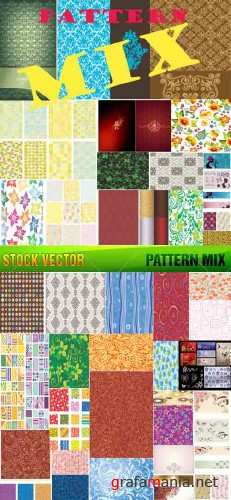 Stock Vector - Pattern MIx