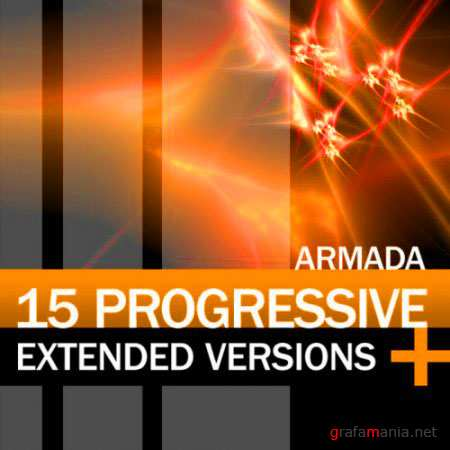 VA - Armada 15 Progressive (extended versions) (June 2010)