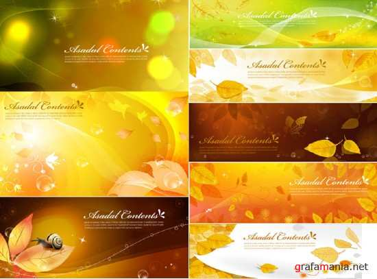 Set of Backgrounds Asadal