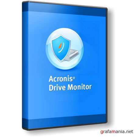 Acronis Drive Monitor 1.0.0.194 (Eng/2010)