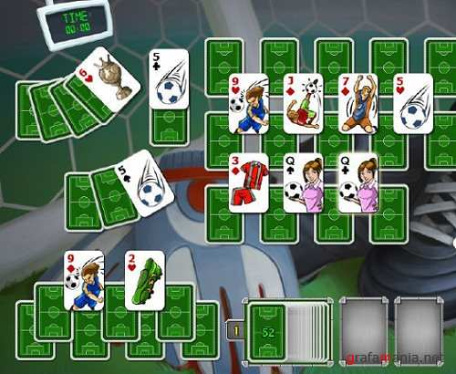 Soccer Cup Solitaire (2010/Eng)