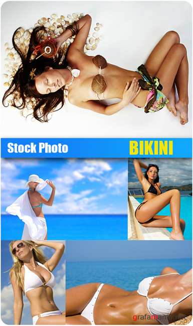 Stock Photo - Bikini