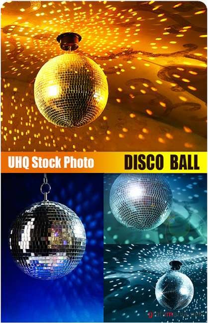 Stock Photo - Disco Ball